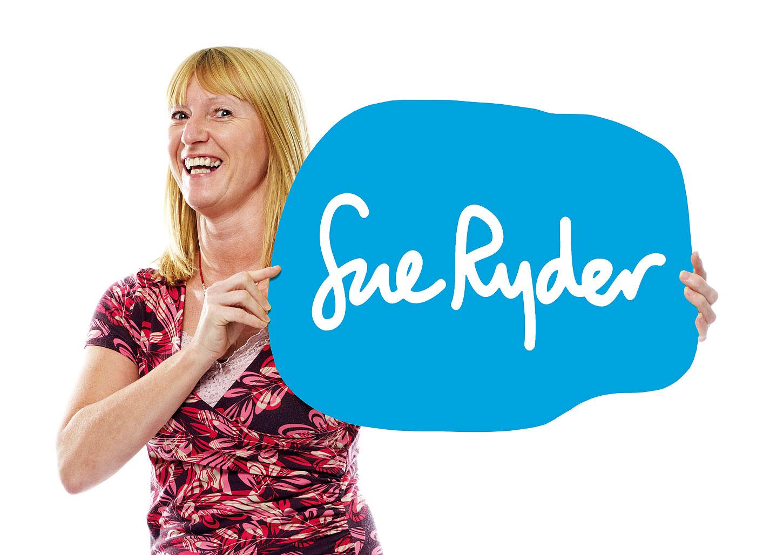 Sue Ryder - logo