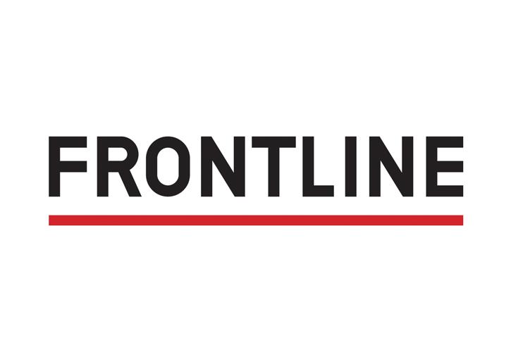 Frontline - logo