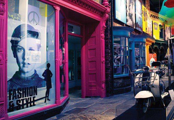 Sixties - BIBA shop front