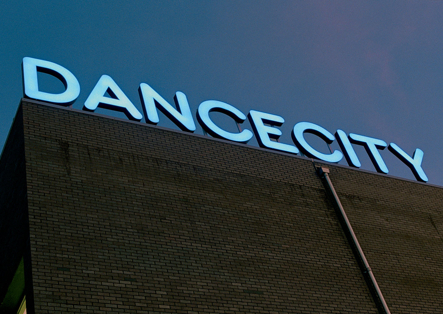 Dance City Brand Creation