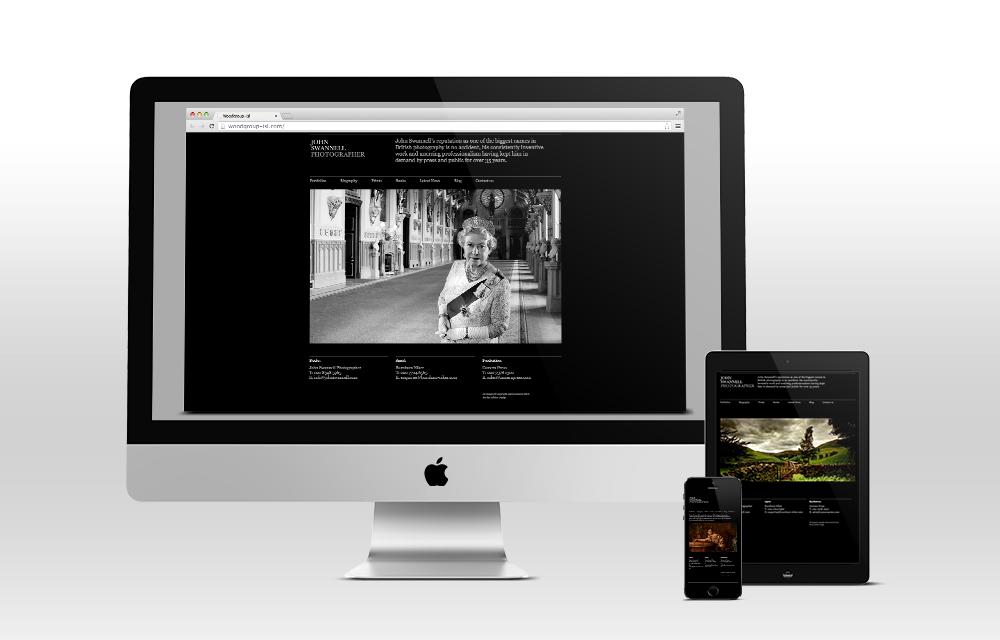 John Swannell Website