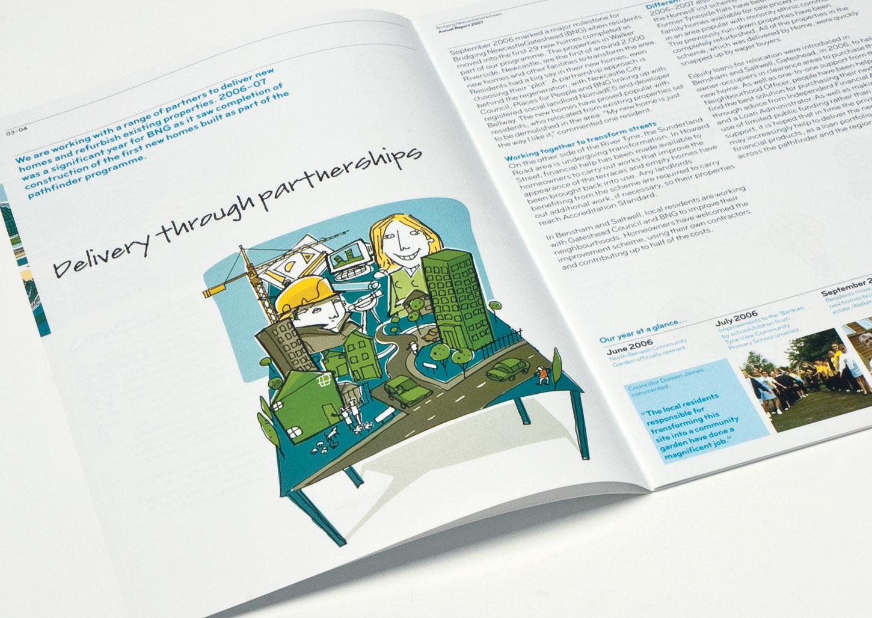 Printed - Bridging Newcastle Gateshead Annual Report
