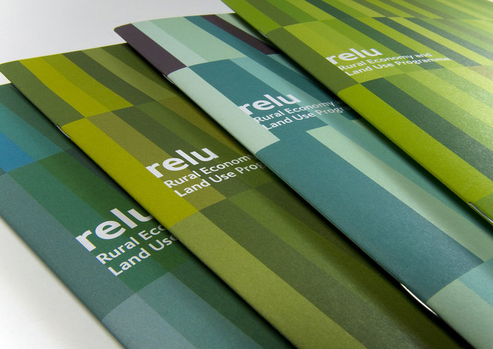 Printed - Rural Economy and Land Use Programme RELU