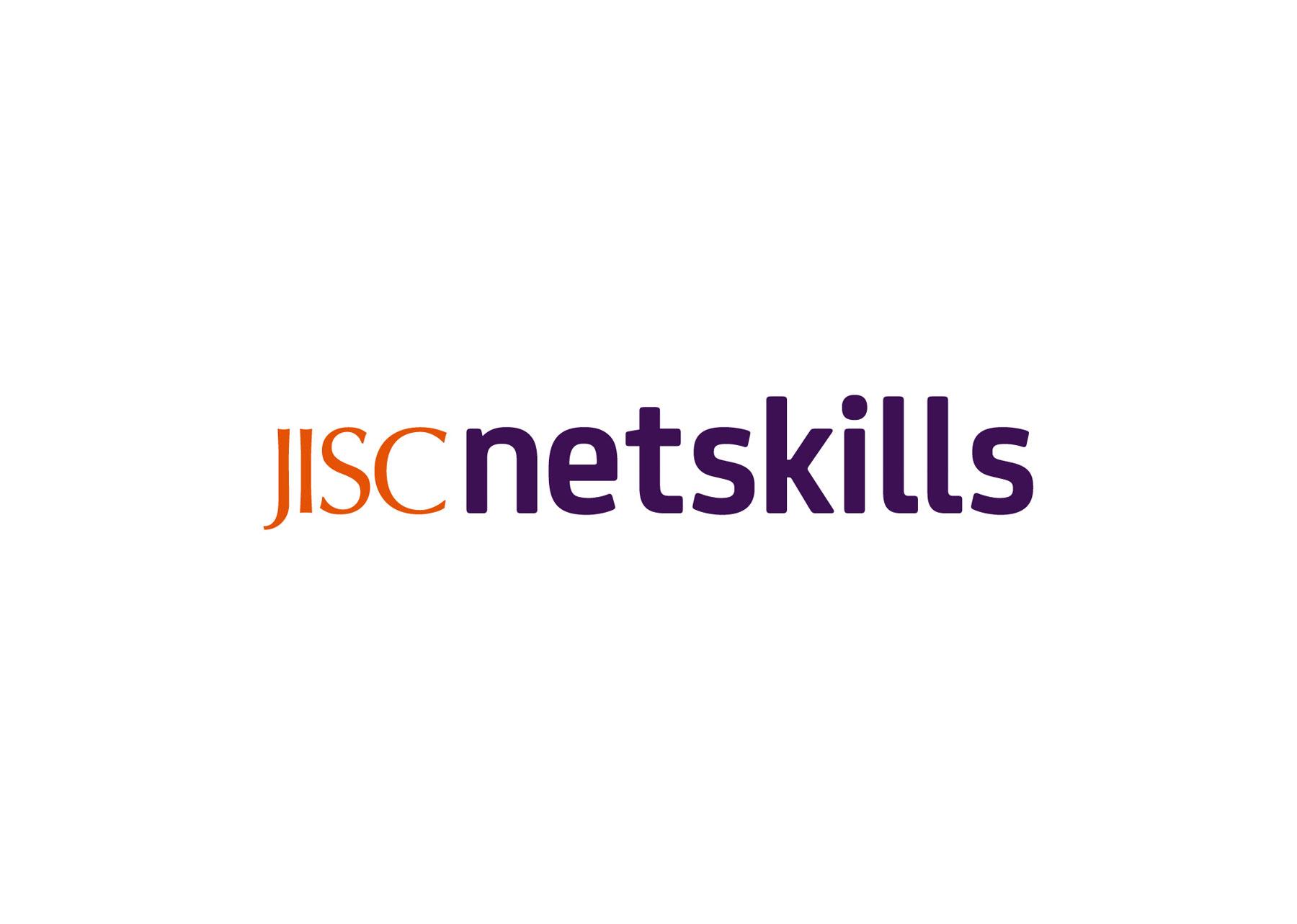 Jisc Netskills - Logo