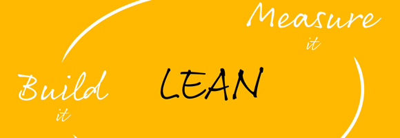 Using Lean principles to develop a Lean App